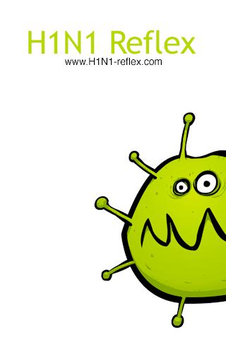 Screenshot H1N1 Reflex